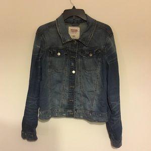 Mossimo Supply Co jean jacket